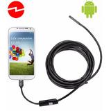 Mini Camara Endoscopica Android/win Inspección 2mt Musb/usb