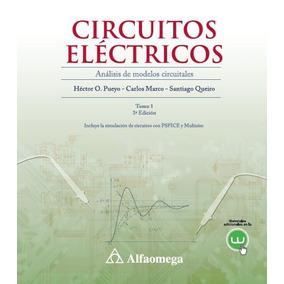 2 Libro Circuitos Eléctricos Anál Mod Circuitales T1-2 Pueyo