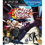 Juego De Ps3 Kungfu Rider