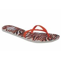 Chinelos Havaianas Feminino Flat Style 2 Pares Com Pingente