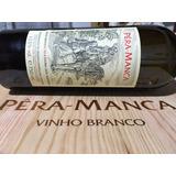 Caixa De Madeira Com 3 Vinho Branco Pera Manca 2015 Cartuxa