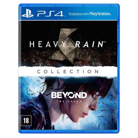 Game The Heavy Rain & Beyond Two Souls Collection Ps4