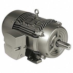 Motor Trifasico, 5 Hp, 1700 Rpm, Siemens, Nema Premium