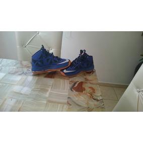 Tenis Nike Lebron James #4 Jordan, adidas