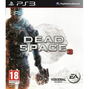 Dead Space 3 Español - Mza Games Ps3