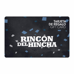 Gift Card Rincón Del Hincha $1500