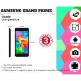 Samsung Galaxy Grand Prime 4g Movistar- Como Nuevo