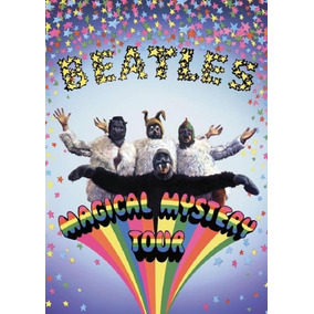 The Beatles Magical Mystery Tour - Blu-ray Rock