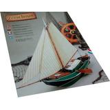 Barco De Pesca Kit 532 Zeeschouw - Billing Boats