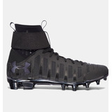 Tachos Cleats Under Armour C1n Negro Graf Football Americano