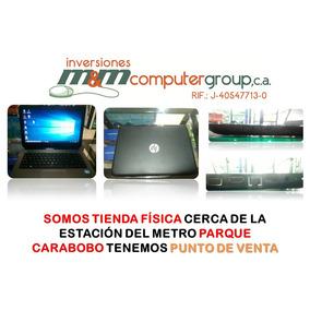 Laptop Hp 15 4gb Ram 500gb Dd Core I3 Tienda Fisica Punto