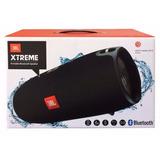 Bocina Jbl Xtrem Bluetooth Caja Sellada Color Negro