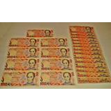 Billete De 100 Bolivares 1980 De Coleccion