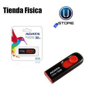 Pendrive Usb Adata 32 Gb En Blister 100 % Originales