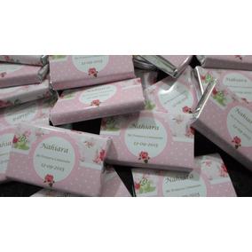 100 Chocolatines Personalizados Super Promo!!! Zona Norte