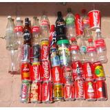 Colección Completa 26 Latas Botellas Coca Cola Remate