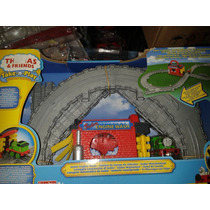 Thomas Y Sus Amigos Playset Lavado Sodor Take And Play