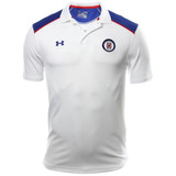 Playera Polo Cruz Azul Core Team Hombre Under Armour Ua1871