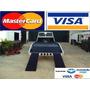 Servicio De Grua De Plataforma Urbano (visa Y Master Card)