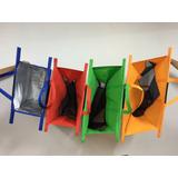 Trolley Bags ( 4 Bolsas Reutilizables Con Insulacion )