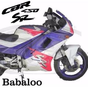Adesivo Cbr 450sr 1994 Babaloo Mat Importado Oracal