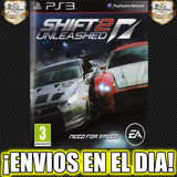 Need For Speed Shift 2 Unleashed Ps3 Juego Playstation 3