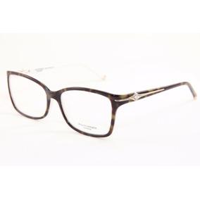 Armação P/ Óculos De Grau Feminino Marcas Famosas A 6132 H