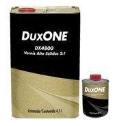 Dx4800 - Verniz Pu Bi Comp. 2:1 As 4,5l + Cat. Dx148 450ml