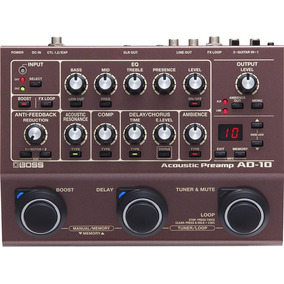 48439b9cff8bf Pre Amplificador Ptt Guitarras - Instrumentos Musicais no Mercado ...