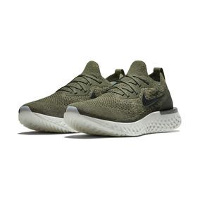 Tênis Nike Epic React Verde. Masculino - Frete Grátis