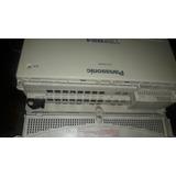 Central Teléfonica Panasonic Kx-tes824 + 2 Tel Kx7735/kx7730
