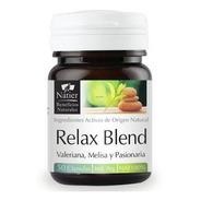 Relax Blend Sedante X50 Capsulas. Natier