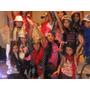 Spa Fiesta De Disfraces, Piscina, Agua, Princesas, Heroinas
