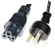 Cable Power Interlock 220v Trebol Mickey Cargador 150cm