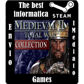 Medieval Ii: Total War Collection Steam Cd Key Jogo Para Pc