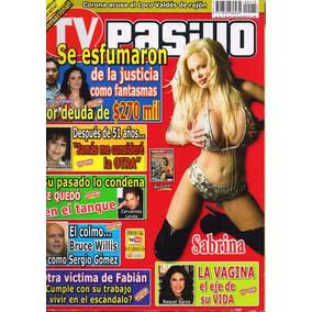 Tv Pasillo - Sabrina - Irma Dorantes - Bruce Willis