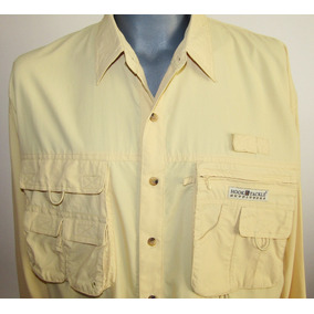 Camisa Casual Sport Talla Grande Hook Tackle
