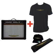 Amplificador Combo Guitarra Oneal Ocg 300r (preto) + Kit One