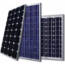 Modulo Panel Solar 250 Watts A 24 Vcd Flete Incluido Ahorro!