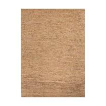 Alfombra / Tapete Naturals Solid Pattern Hemp Hula , Almond