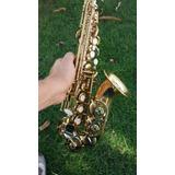 Saxofon Soprano Curvo Viena