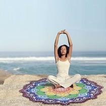 Mandala Manta Tapiz Yoga Playa
