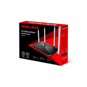 Roteador Wifi 1200mbps Mercusys Ac12