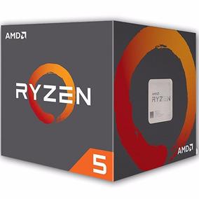 Micro Procesador Amd Ryzen 5 1600 3.6 Ghz Am4 Envio