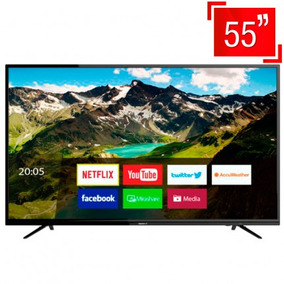 Led Master-g 55 Smart Tv 4k Ultra Hd Mgu5510x