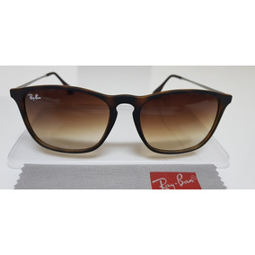 Linda Ray Ban Rb7506 Tartaruga Lente Marrom Degrade - Óculos De Sol ... 71968ccbe3
