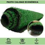 Pasto Artificial Economico 10mm Tipo Alfombra 22m2 Greenline