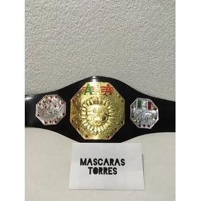 Aaa Triple A Campeonato Cinturon D Niño 90cm Aprox
