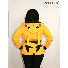 Sudadera Pikachu - Envío Incluido Origi