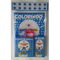 Kit Colorir + Kit Massinha 2 Moldes Galinha Pintadinha